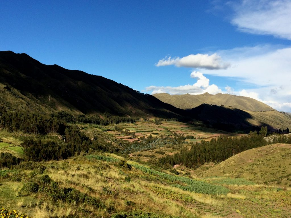 Fotografía del valle de Cuzco, Perú - BBVA