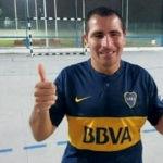 Silvio Velo, jugador de Boca Juniors | Foto: http://paradeportes.com/