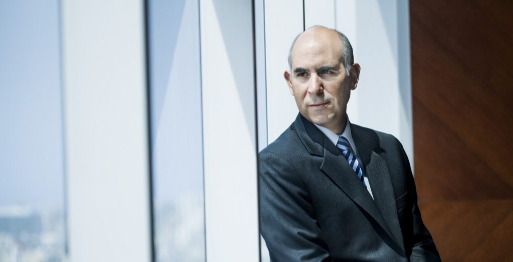 Fotografía de Eduardo Torres-Llosa, CEO de BBVA Continental
