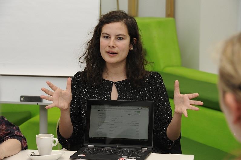 Diana Paredes Suade Regtech Innovation Lab