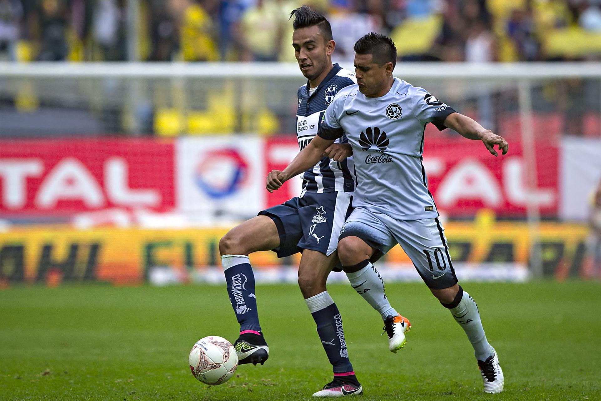 Monterrey América durante el torneo regular del Clausura 2016