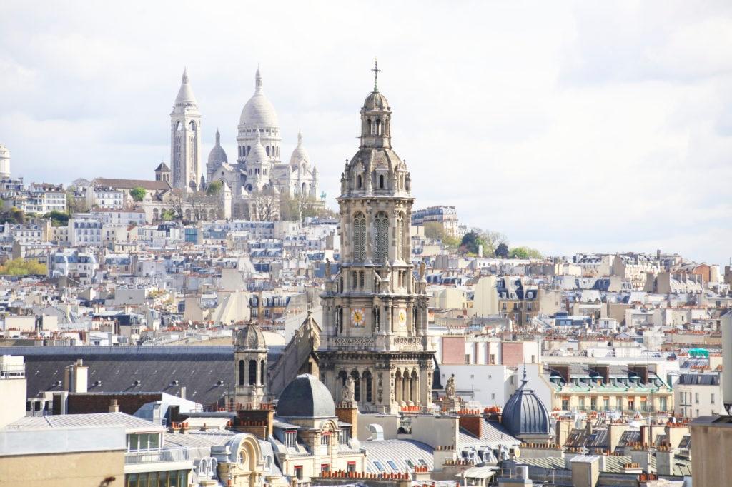 Paris Montmartre fRANCIA arquitectura recurso iglesia