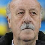 El seleccionador nacional, Vicente del Bosque   Foto: EFE