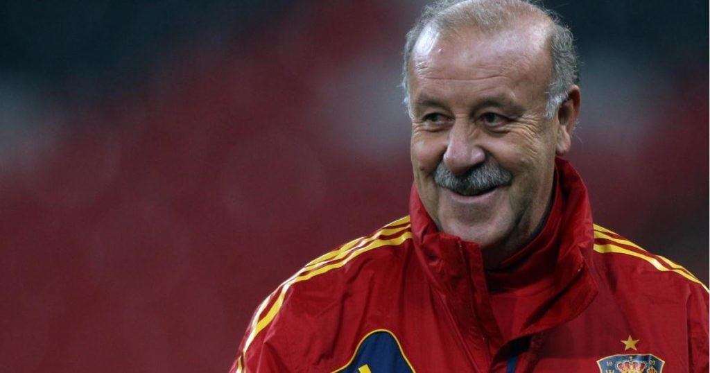 Del Bosque, seleccionador español | Foto: EFE