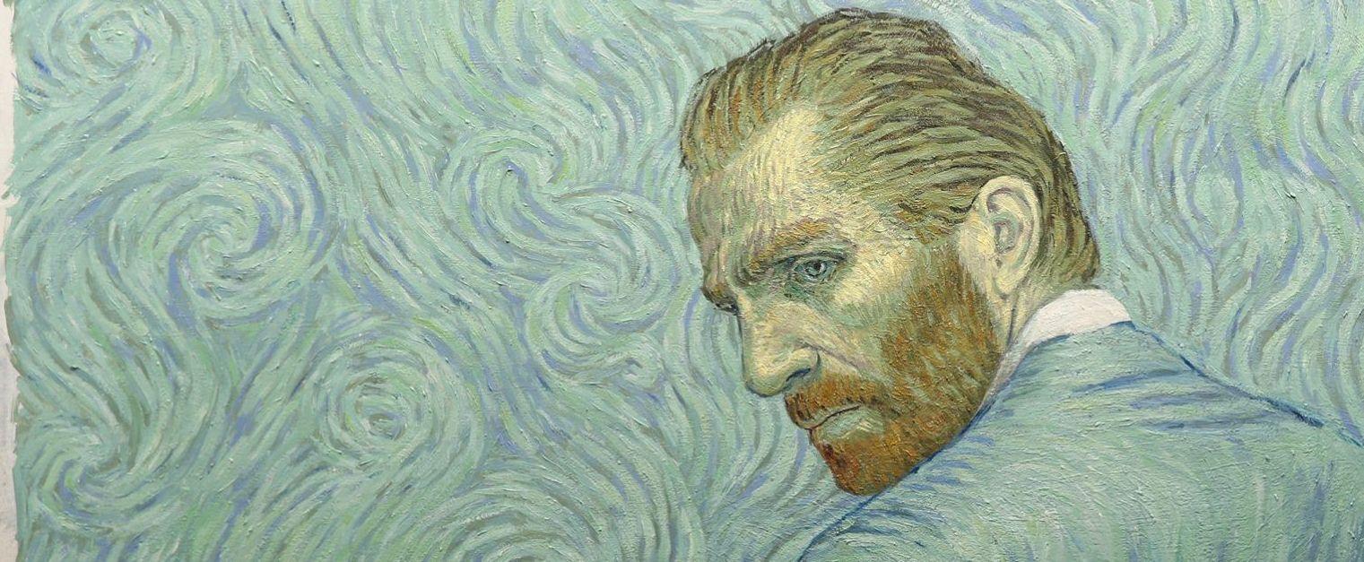 Imagen de la película Loving Vincent