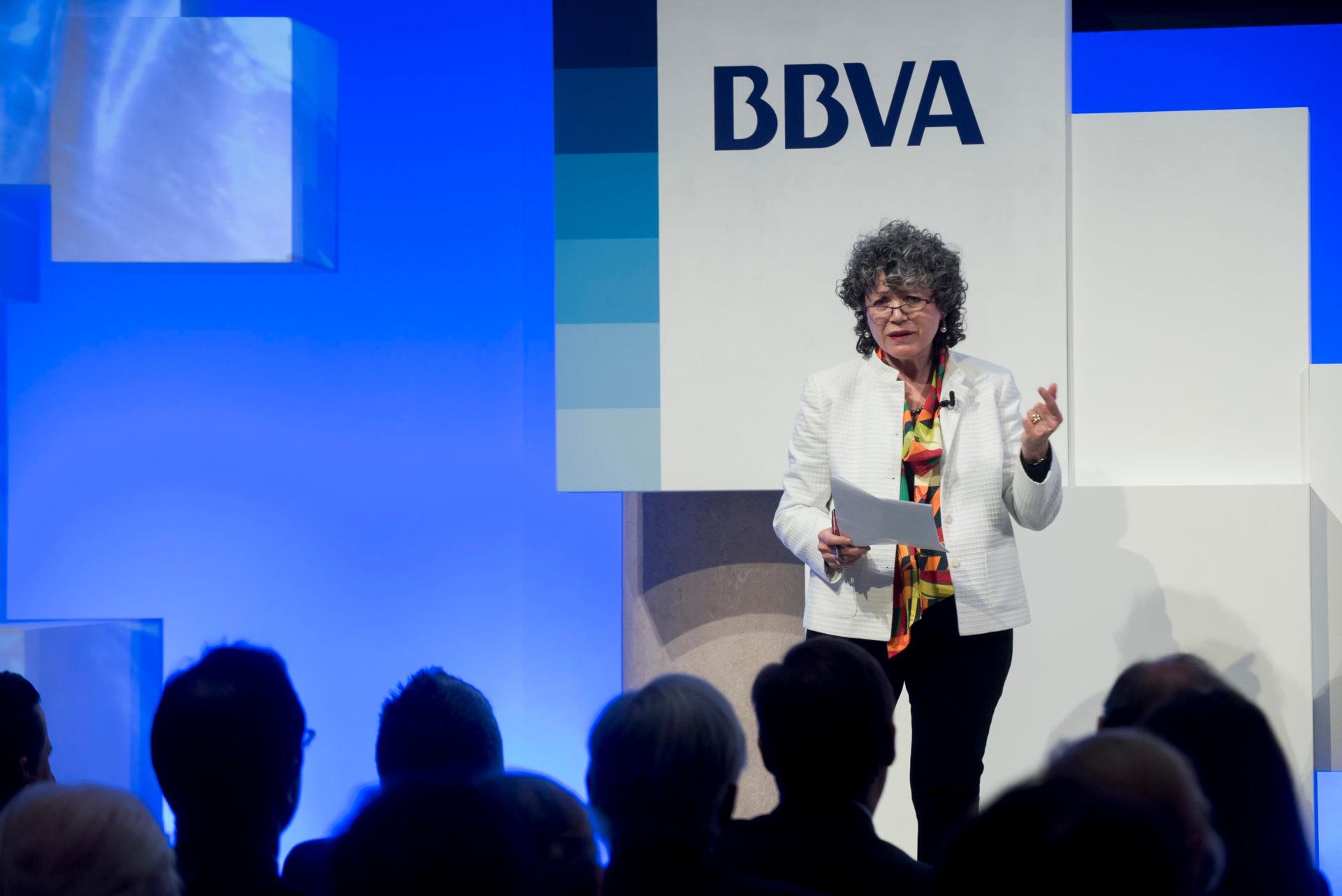 Fotografía de Vivien Ann Schmidt coautora de La Búsqueda de Europa, OpenMind BBVA