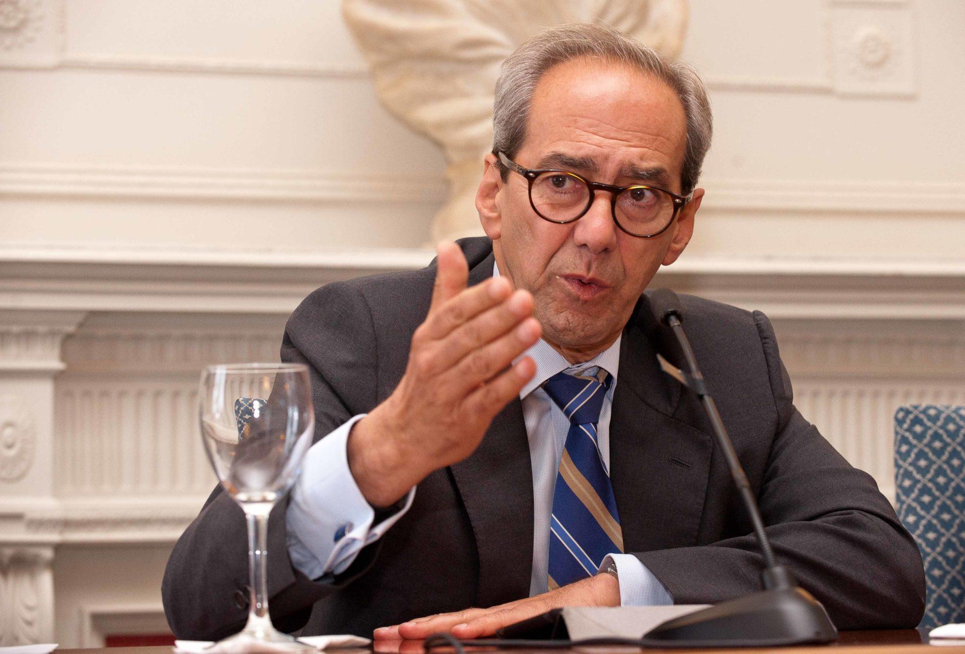José Manuel González-Páramo, consejero ejecutivo de BBVA, en el curso UIMP/APIE en Santander