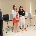 Alumnas IES Tafira Las Palmas Valores de Futuro