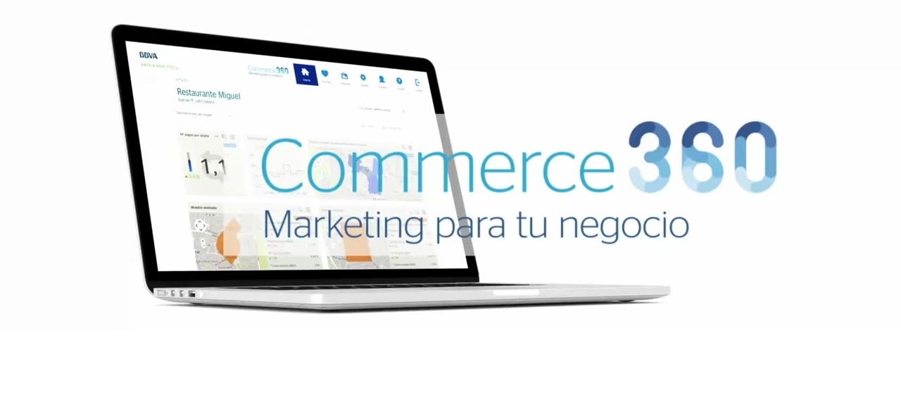 Commerce 360, Data&Analytics, BBVA Data&Analytics