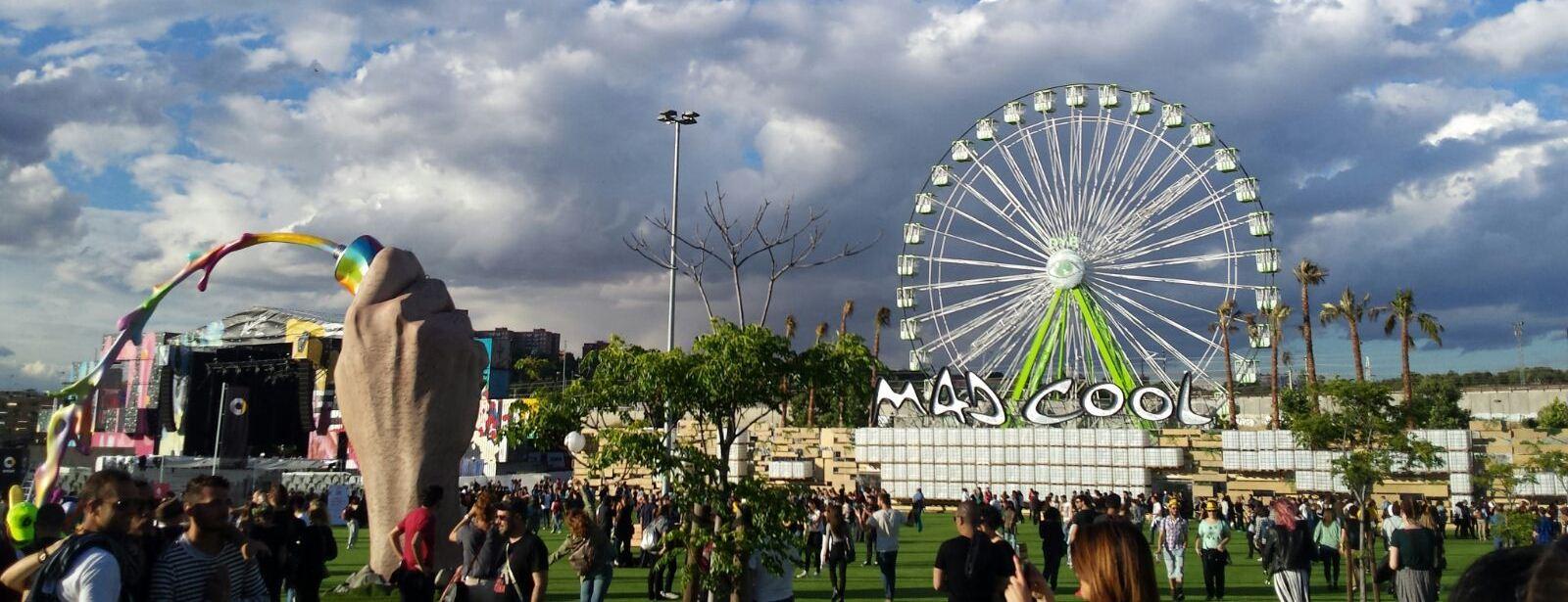 Fotografía de Mad Cool Festival