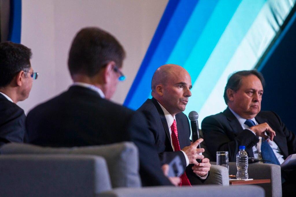 Fotografía de Reforma energetica y PEMEX Reuniono consejeros BBVA Bancomer