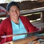 Silvia Gonzales beneficiada del programa