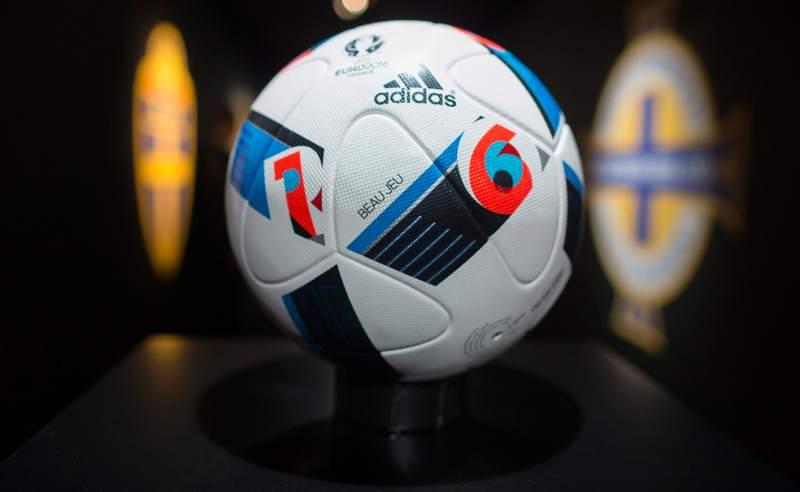El balón de la Eurocopa 2016 | Foto: EFE