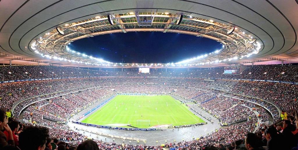 El Estadio Nacional de Francia, una de las sedes de la Eurocopa | Foto: EFE