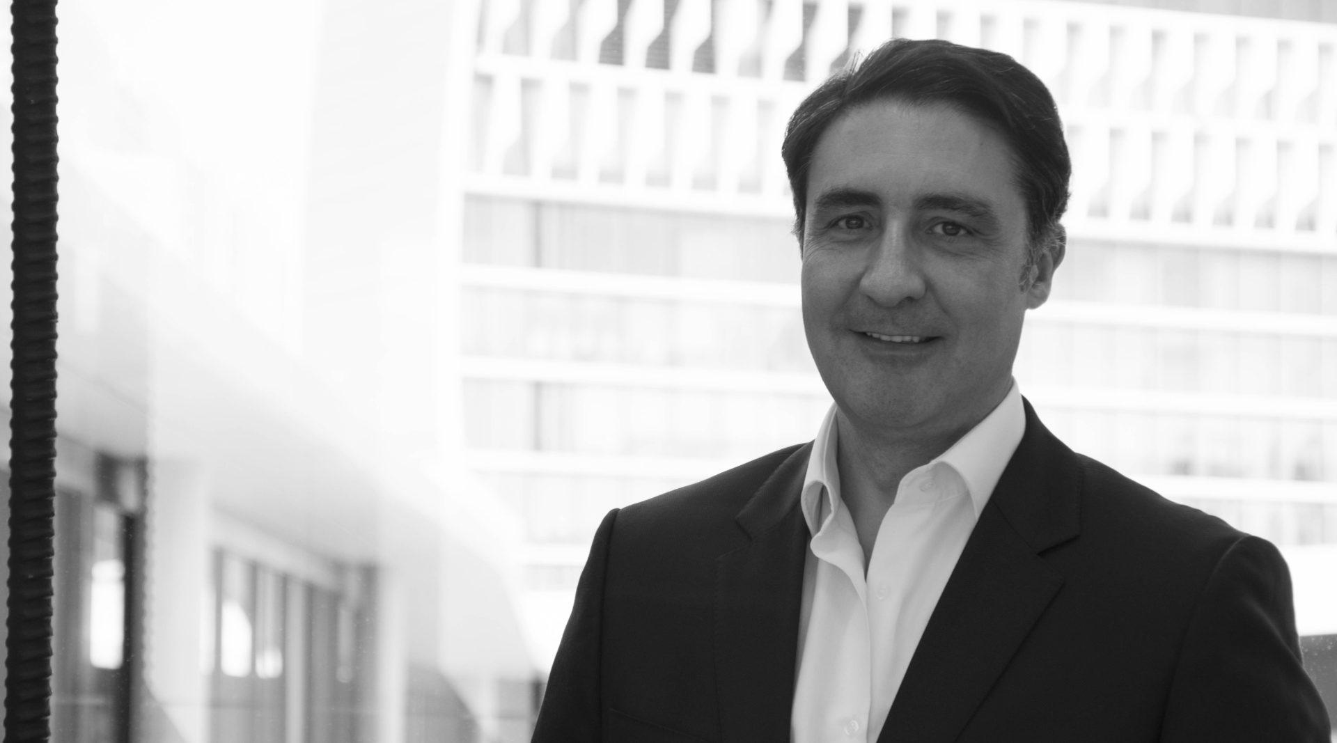 Fernando Alonso es el director de Banca de Empresas y Corporaciones de BBVA España