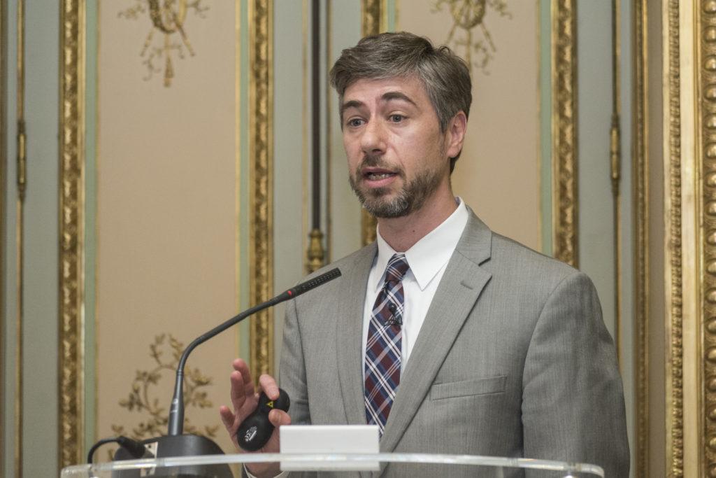 Fotografia de Samuel Berlinski, economista del Departamento de Investigación del Banco Interamericano de Desarrollo casa america bid bbva