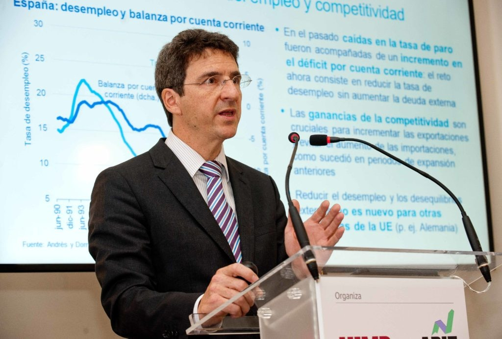 Jorge Sicilia, Economista Jefe del Grupo BBVA