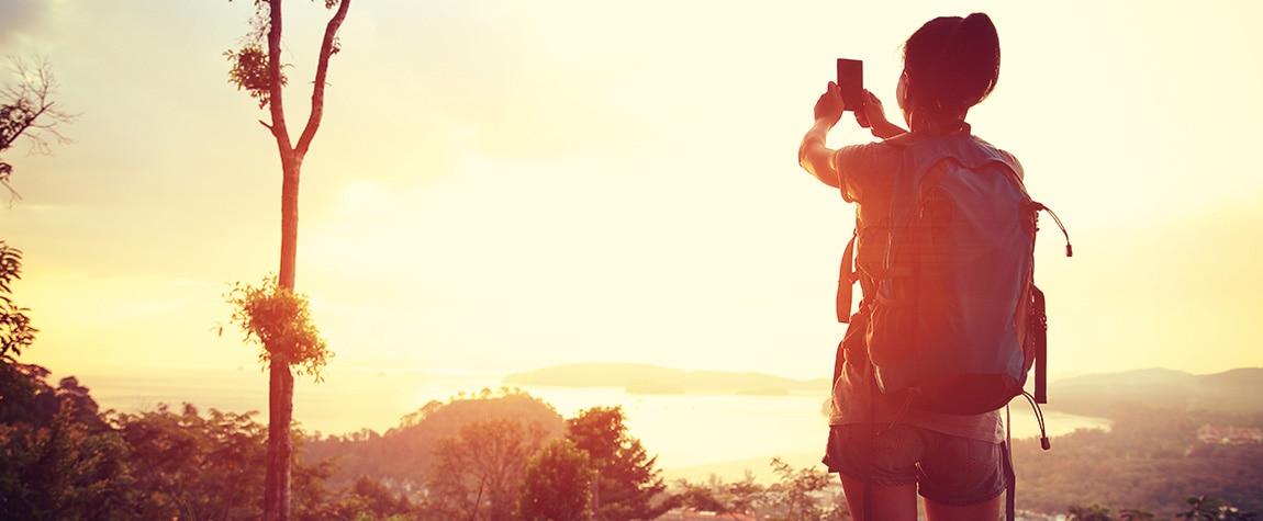 Recurso apps para disfrutar de la montaña
