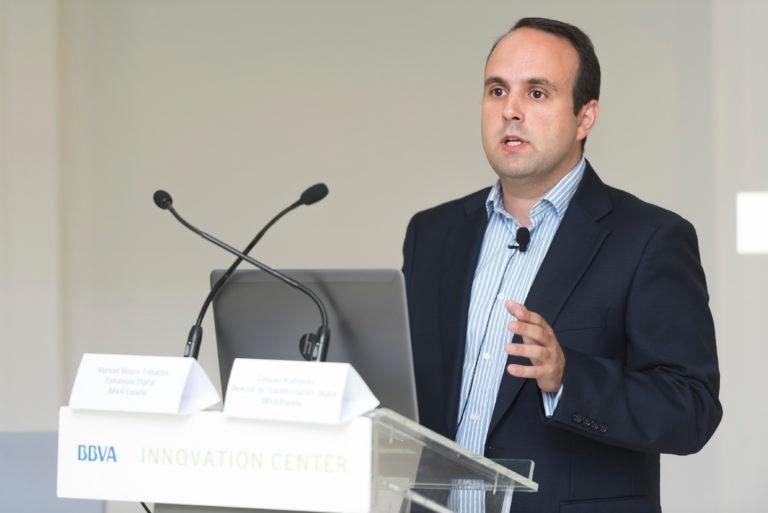 Fotografía de Manuel Moure Tribaldos, Estrategia Digital BBVA España