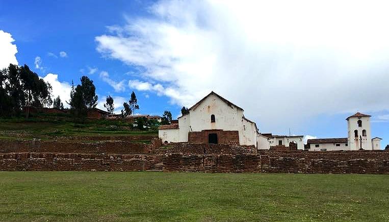 Fotografía de Pueblo de Chinchero en Cusco, Perú. BBVA Continental.