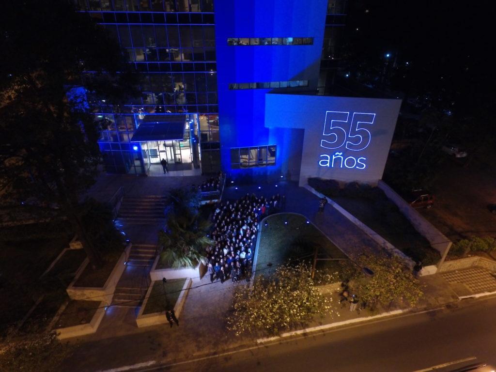 Aniversario BBVA Paraguay