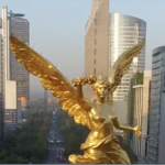 Paseo la Reforma en Ciudad de México-bbva