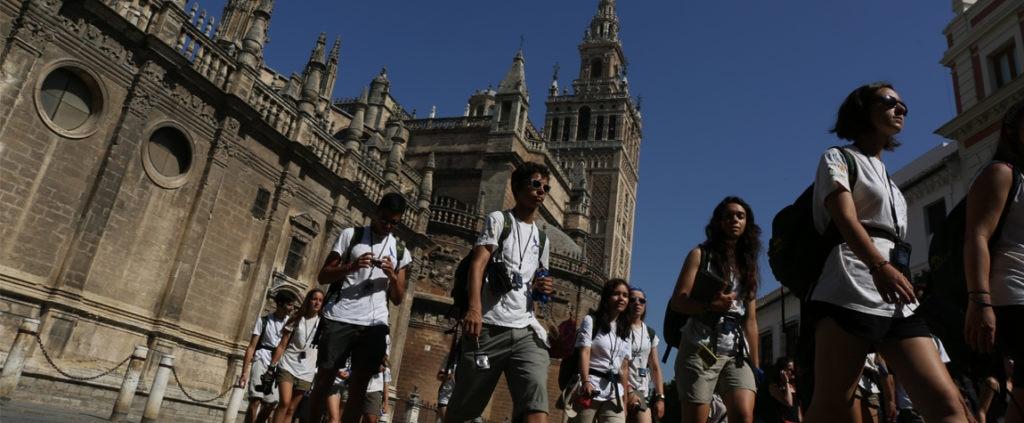 La Ruta BBVA visita Sevilla