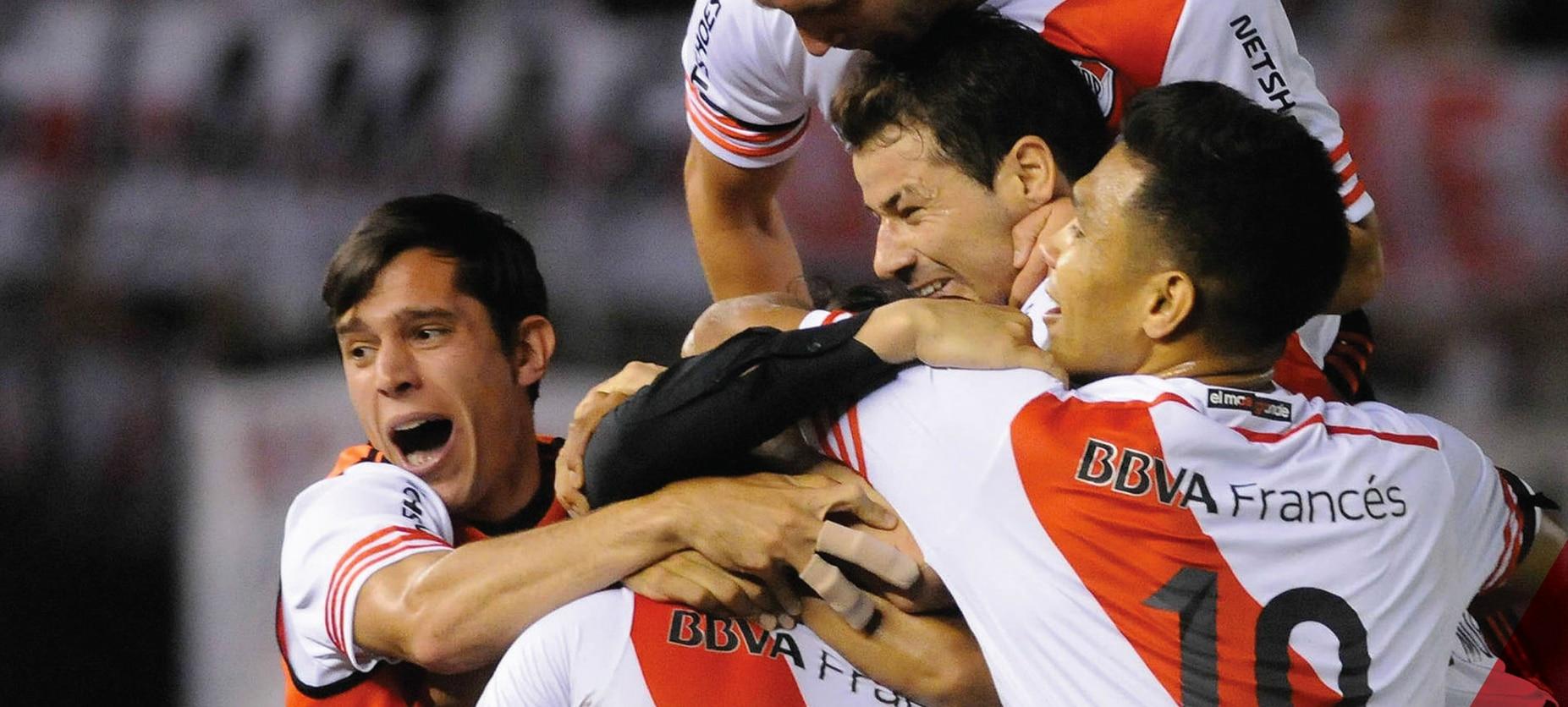 River Plate gol