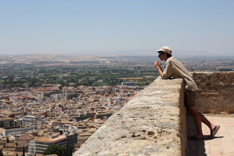 Ruta BBVA 2016 en la Alhambra de Granada