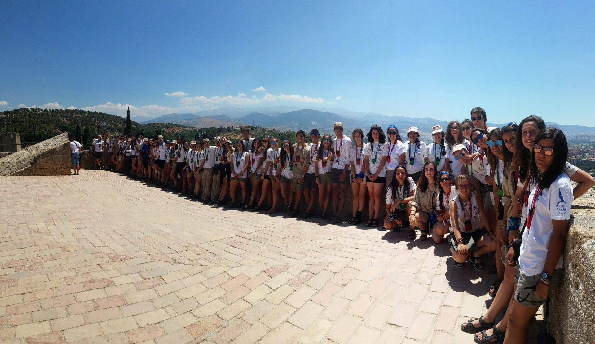 Ruta BBVA en la Alhambra de Granada 3
