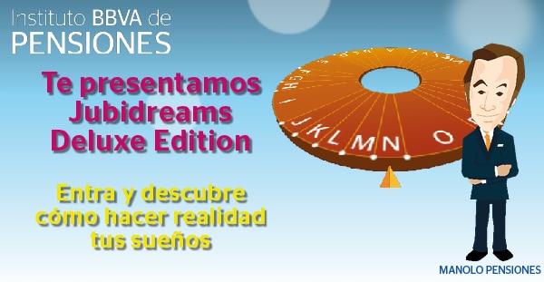Fotografía de Jubidreams, gamificación, pensiones, jubilación, Instituto BBVA de Pensiones