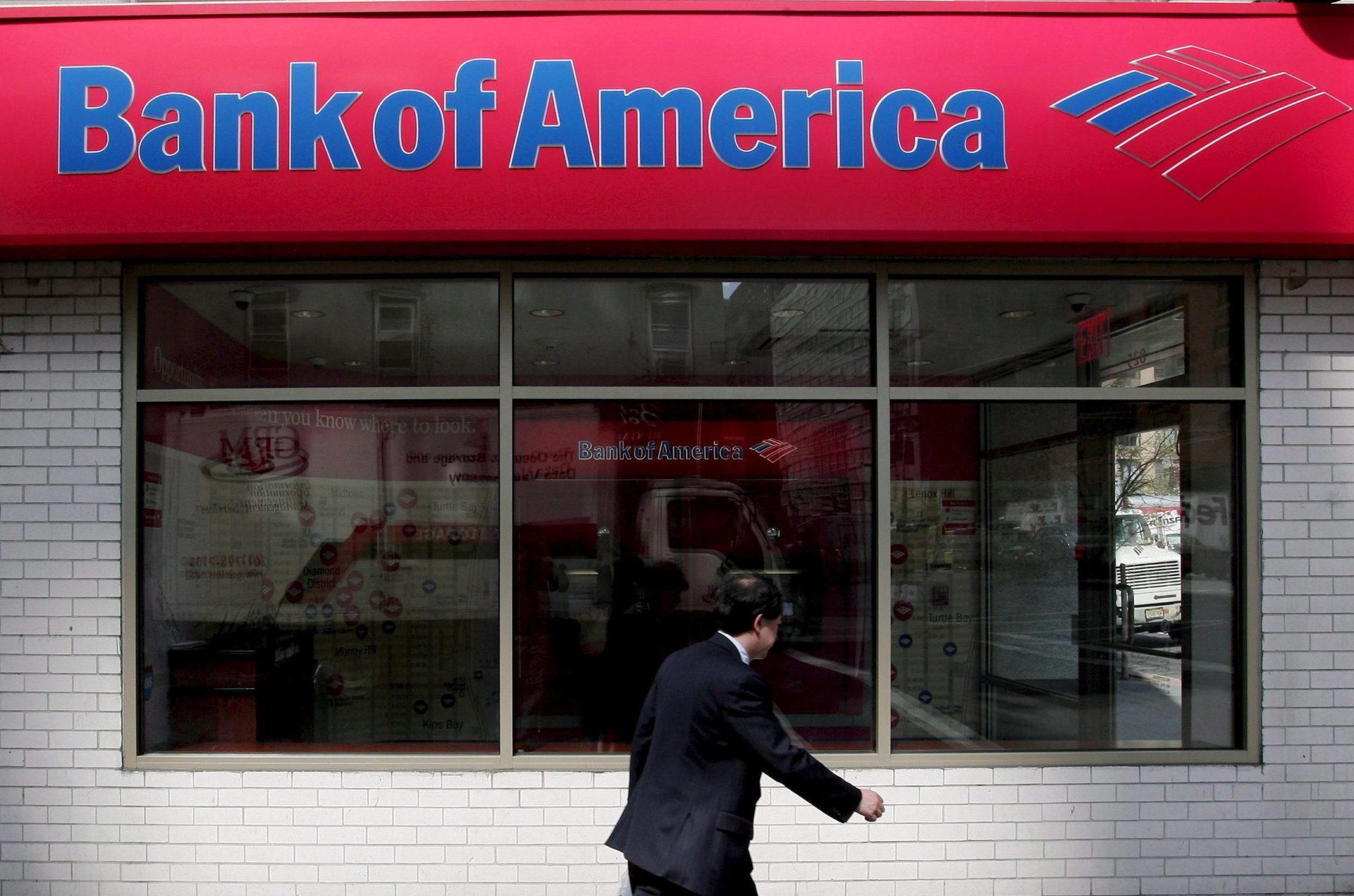 Bank of America | Imagen: EFE