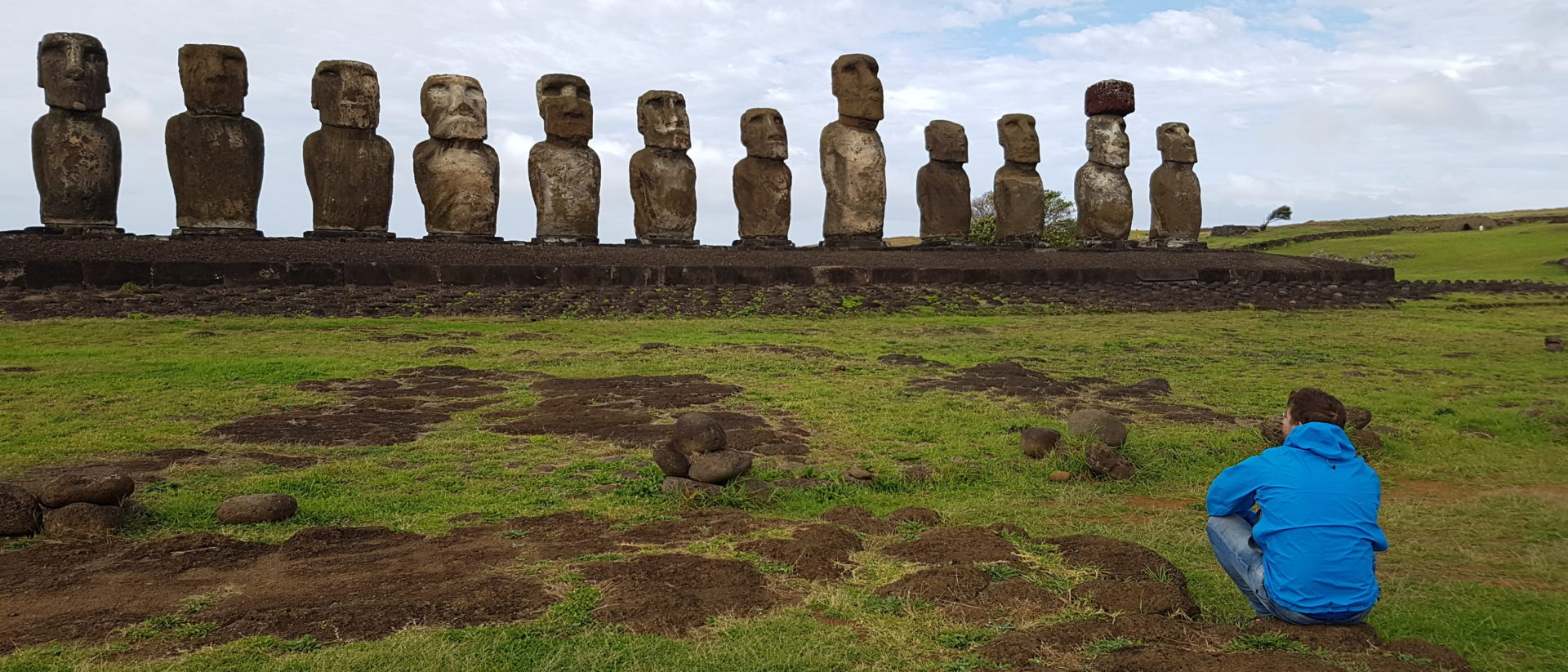Fotografía de jordi roca isla de pascua chile bbva