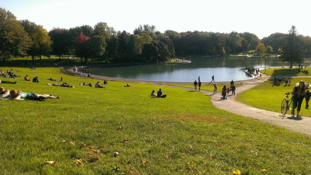Fotografía de Parque Mont Royal de Montreal