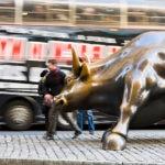 El toro, símbolo de Wall Street