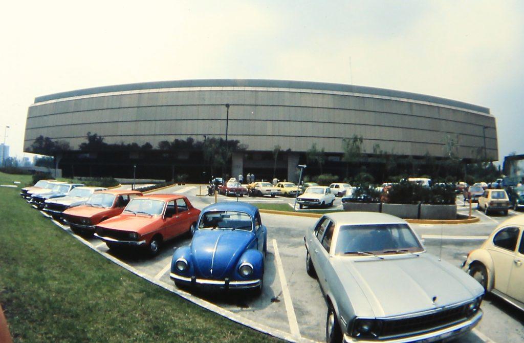 Centro Bancomer 1982