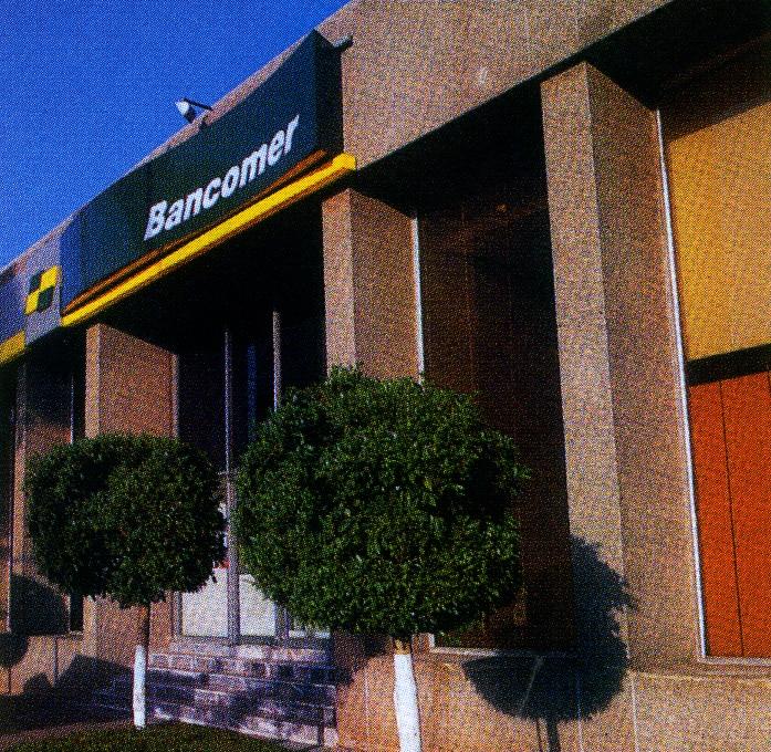 En 1977 el Banco de Comercio se transforma en Bancomer. jpg