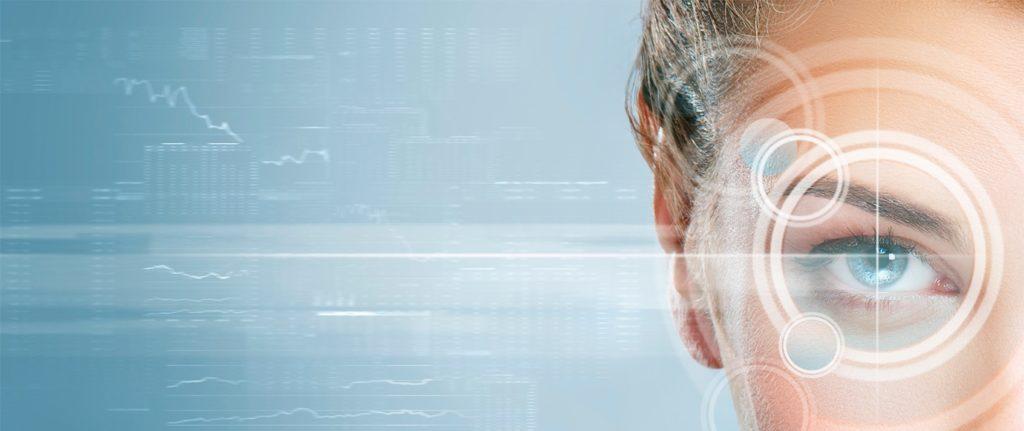 biometria, ojo, mujer, biotecnologia, recurso, bbva