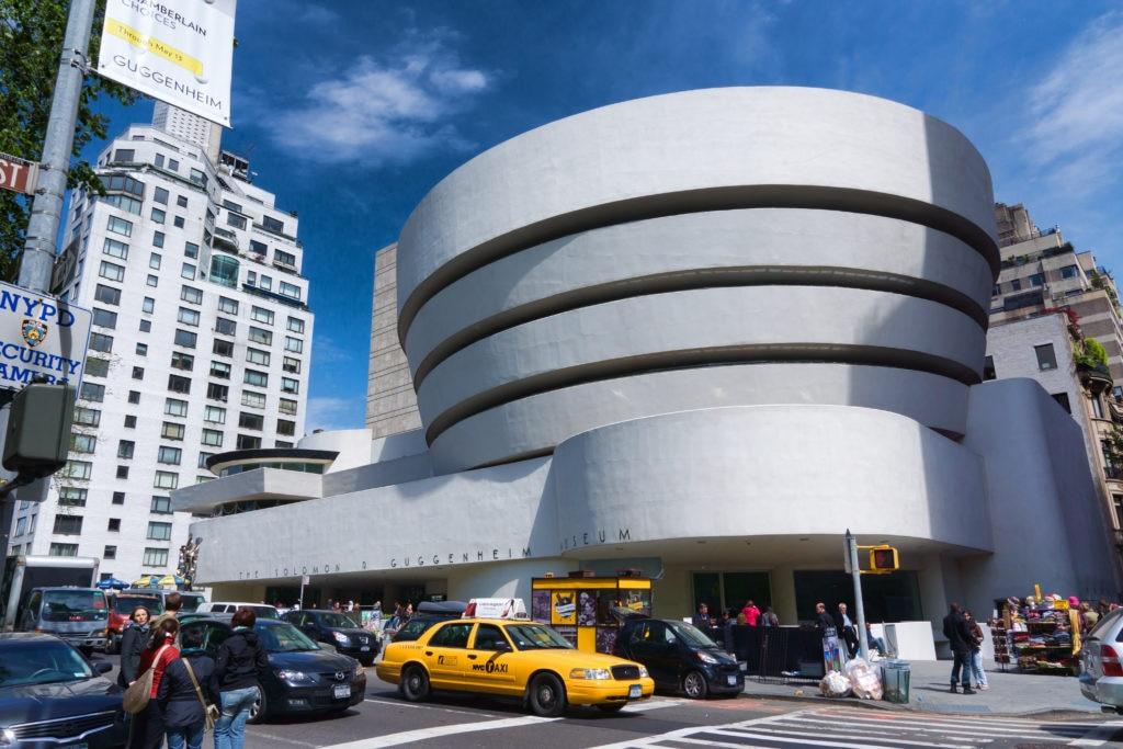 Fotografía Guggenheim de Nueva York