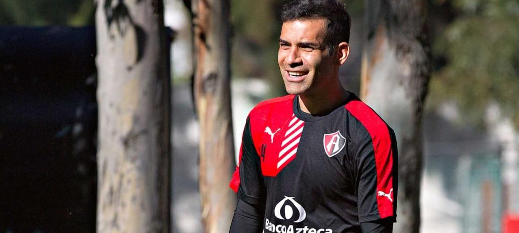 Rafa Márquez, jugador del Atlas de Guadalajara | Foto: Mexsport
