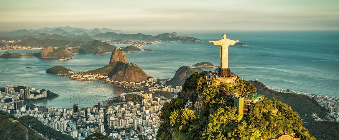 Fotografía de Cristo redentor Rio de Janeiro, Brasil BBVA