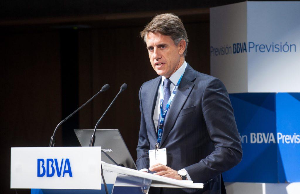 Fotografia de Luis Megias, consejero delegado BBVA Asset Management