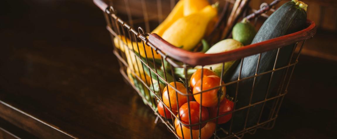 Alimentos, verduras, consumo, sostenibilidad, ecología, hábitos