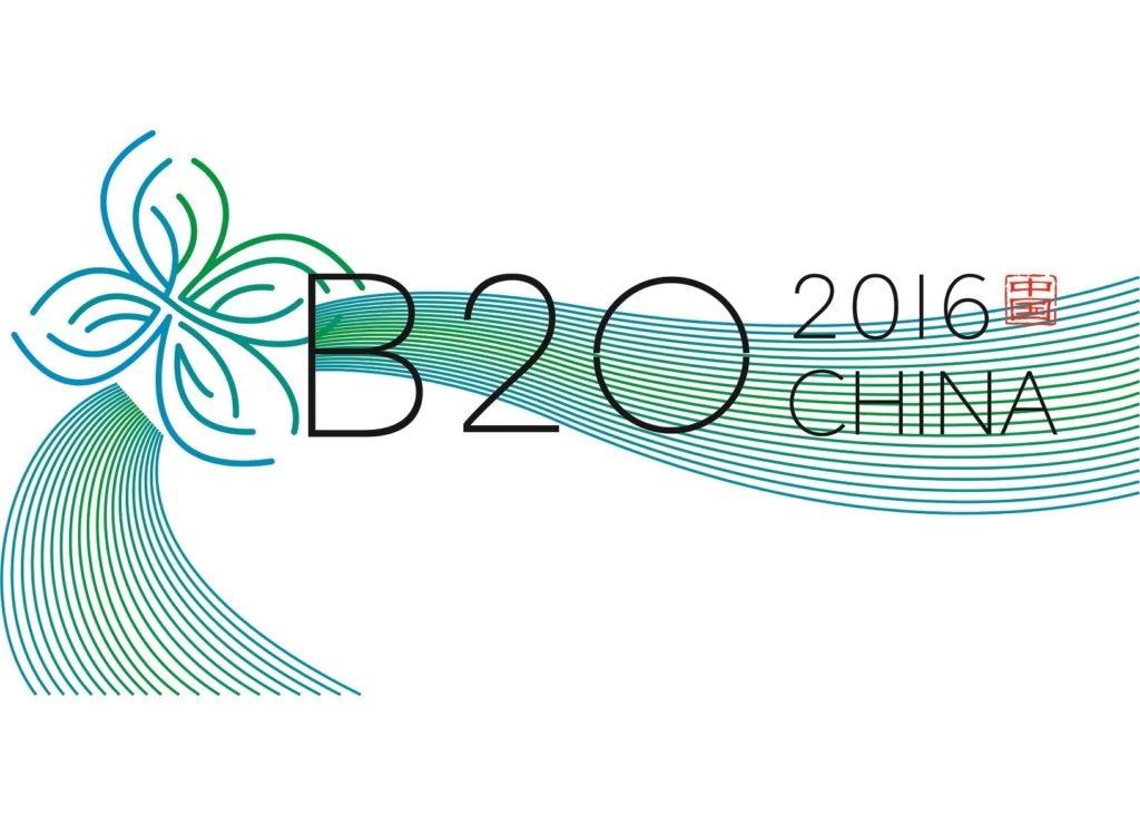Logo B20