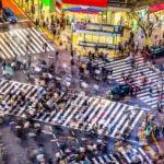 Cruce de Shibuya en Tokio BBVA