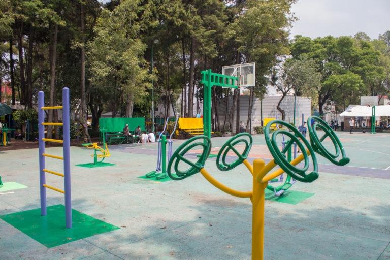 Despues Juegos Mejora Urbana