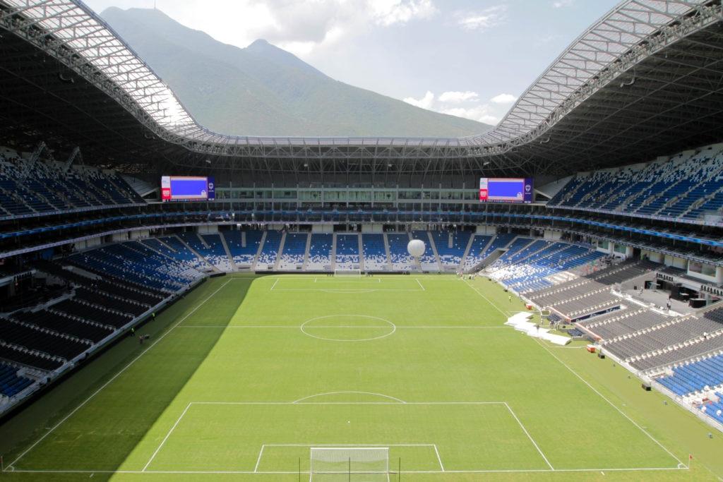 Los estadios de la Liga Bancomer | BBVA