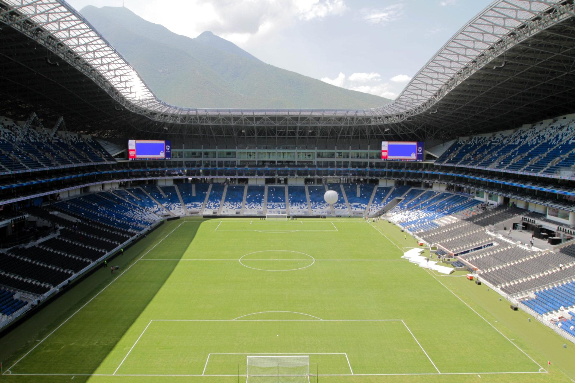 Estadio BBVA Bancomer, Casa de los Rayados de Monterrey