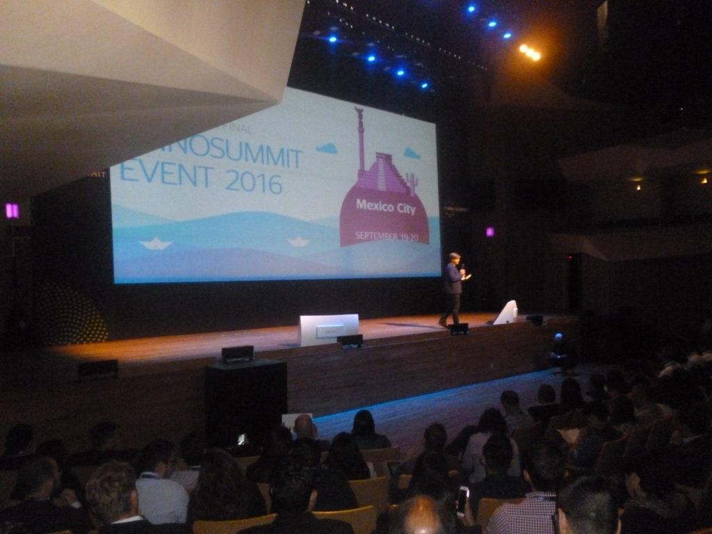 Finnosumit 2016 Cd México Open Talent