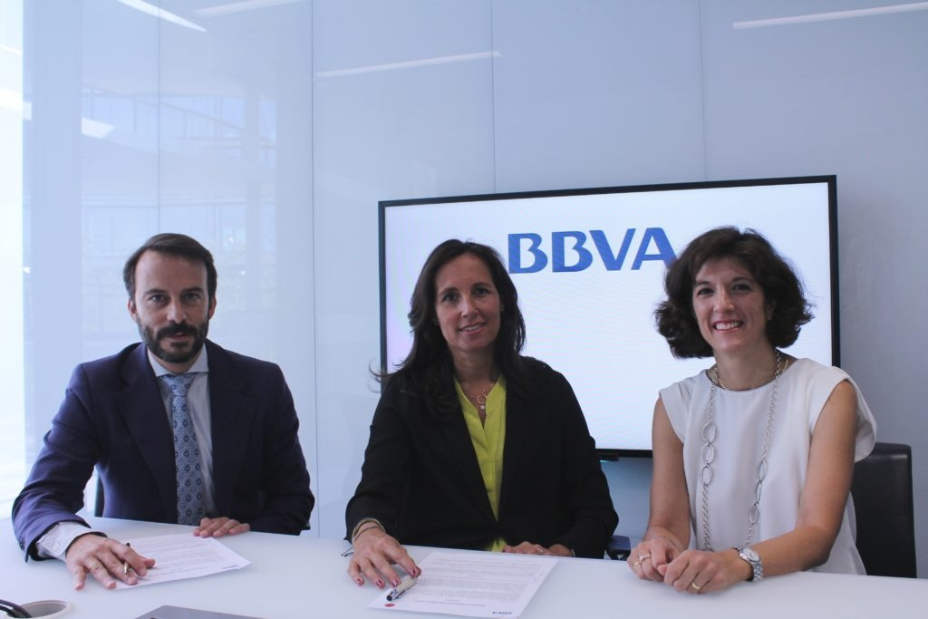 Firma BBVA - Fundación Integra